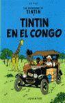 TINTIN CASTELLANO-002.EN EL CONGO.JUVENTUD-COMIC
