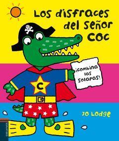 LOS DISFRACES DEL SEÑOR COC