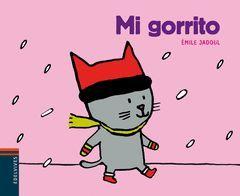 MI GORRITO (PÁGINAS DESPLEGABLES CON TEXTURAS)