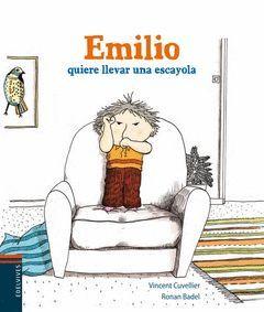 EMILIO QUIERE UNA ESCAYOLA