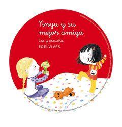 YINGU Y SU MEJOR AMIGA    (CURSIVA CON CD)