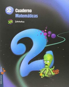 CUADERNO 2 DE MATEMÁTICAS 2º PRIMARIA