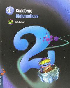 CUADERNO 2 DE MATEMÁTICAS 4º PRIMARIA