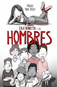 LOLA VENDETTA.¡HOMBRES!.LUMEN-RUST
