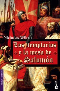 TEMPLARIOS Y LA MESA DE SALOMON,LOS-BOOKET-6009