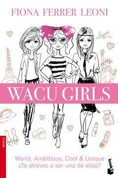 WACU GIRLS. BOOKET-2505