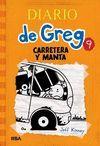 DIARIO DE GREG-009.CARRETERA Y MANTA.RBA-DURA