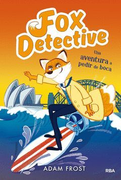 FOX DETECTIVE.004.UNA AVENTURA A PEDIR DE BOCA