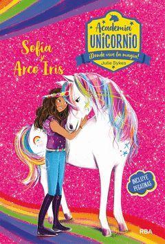 ACADEMIA UNICORNIO-001. SOFIA Y ARCO IRIS.MOLINO-INF-DURA
