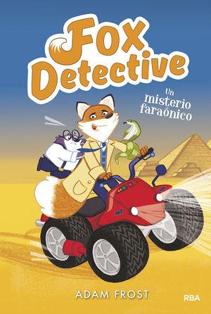 UN MISTERIO FARAONICO. FOX DETECTIVE 6