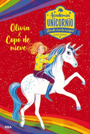 ACADEMIA UNICORNIO-006. OLIVIA Y COPO DE NIEVE.MOLINO-INF-DURA