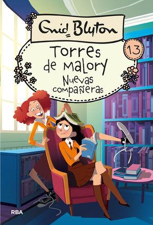 TORRES DE MALORY-013. NUEVAS COMPAÑERAS.