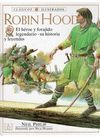 ROBIN HOOD,CLASICO ILUSTRADO.OMEGA