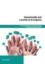COMUNICACIÓN ORAL Y ESCRITA EN LA EMPRESA. PARANINFO