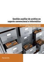 GESTION AUXILIAR DE ARCHIVO EN SOPORTE COVENCIO.O INFORMATI