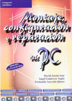 MONTAJE CONFIG Y REPARACION DEL PC.PARAN