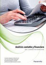 ANALISIS CONTABLE Y FINANCIERO. PARANINFO-RUST