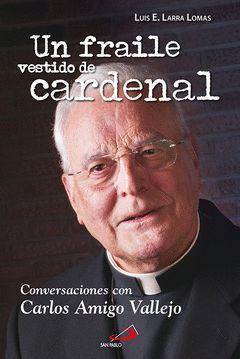 FRAILE VESTIDO DE CARDENAL,UN. SAN PABLO-RUST