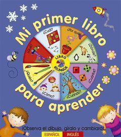 PRIMER LIBRO PARA APRENDER