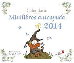 2014 CALENDARIO MINILIBROS AUTOAYUDA (CON SOPORTE)