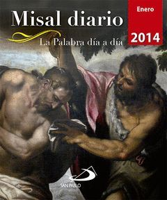 MISAL DIARIO – ENERO 2014