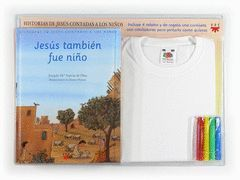 BLISTER HISTORIAS DE JESUS-CAMISETA 12