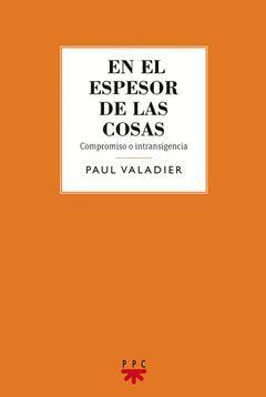 GS.EN EL ESPESOR DE LAS COSAS