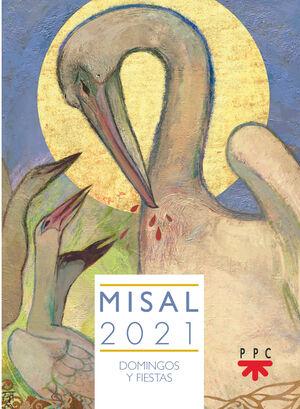 MISAL 2021 DOMINGOS Y FIESTAS