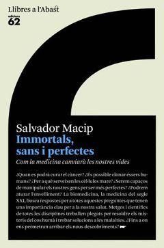 IMMORTALS SANS I PERFECTES.LLIBRES A L'ABAST-411-RUST