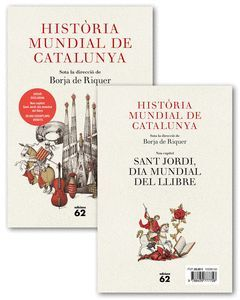 PACK HISTORIA MUNDIAL DE CATALUNYA + OPUSCLE