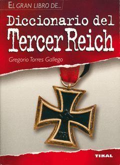 TERCER REICH,DICCIONARIO DEL.TIKAL-RUST
