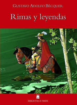 BIBLIOTECA TEIDE 004 - RIMAS Y LEYENDAS -GUSTAVO ADOLFO BECQER-