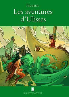 BIBLIOTECA TEIDE 002 - LES AVENTURES D'ULISSES -HOMER-