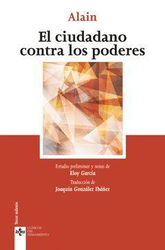 CIUDADANO CONTRA LOS PODERES,EL.TECNOS-144