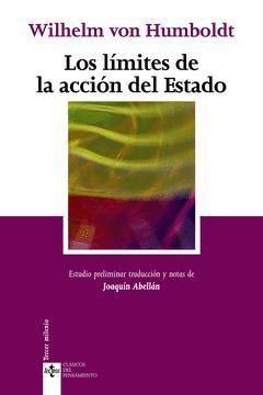 LÍMITES DE LA ACCIÓN DEL ESTADO,LOS.TECNOS-CLASICOS DEL PENSAMIENTO-75-RUST