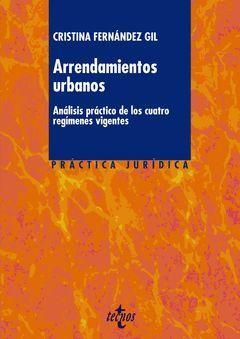 ARRENDAMIENTOS URBANOS.TECNOS-RUST