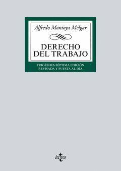 DERECHO DEL TRABAJO.ED16.TECNOS-RUST