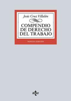 COMPENDIO DE DERECHO DEL TRABAJO.ED16.TECNOS-RUST