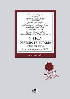 DERECHO TRIBUTARIO.ED16.TECNOS-RUST