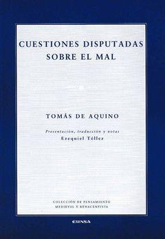 CUESTIONES DISPUTADAS SOBRE EL MAL 2ªED