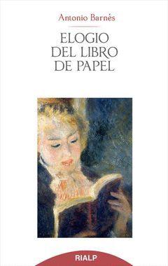 ELOGIO DEL LIBRO DE PAPEL.RIALH-RUST