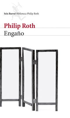 ENGAÑO.SB-BIBL PHILIP ROTH-RUST
