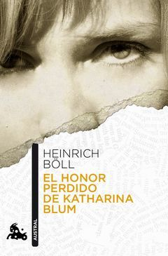 HONOR PERDIDO DE KATHARINA BLUM,EL-652-AUSTRAL