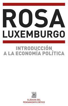 INTRODUCCIÓN A LA ECONOMÍA POLITÍCA