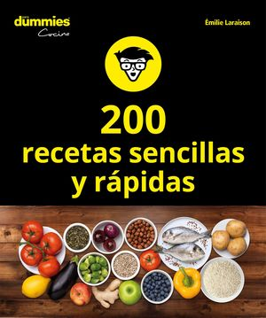 200 RECETAS SENCILLAS Y RAPIDAS