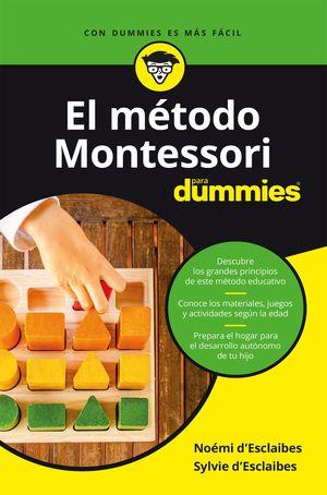 EL METODO MONTESSORI PARA DUMMIES