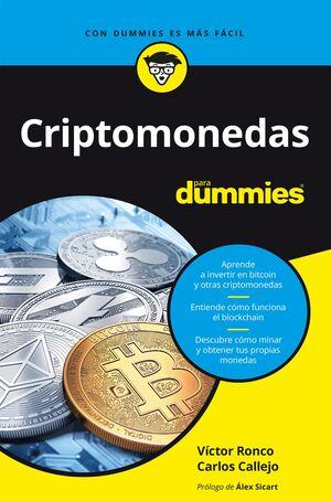 CRIPTOMONEDAS PARA DUMMIES