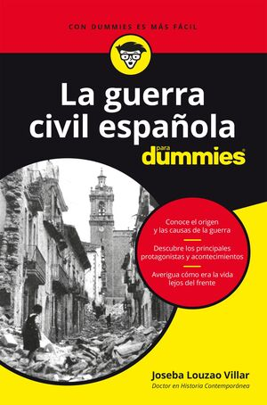 GUERRA CIVIL ESPAÑOLA PARA DUMMIES
