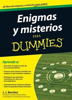 ENIGMAS Y MISTERIOS PARA DUMMIES. CEAC-RUST