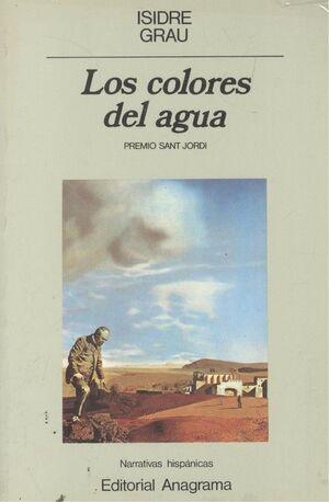 COLORES DEL AGUA, LOS